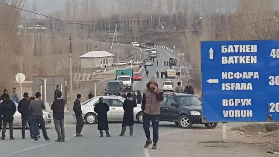 Ответ киргизским провокаторам: Бодканд наша таджикская земля